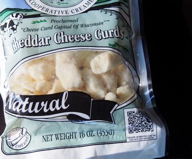 Wisconsin Cheese Curds!
