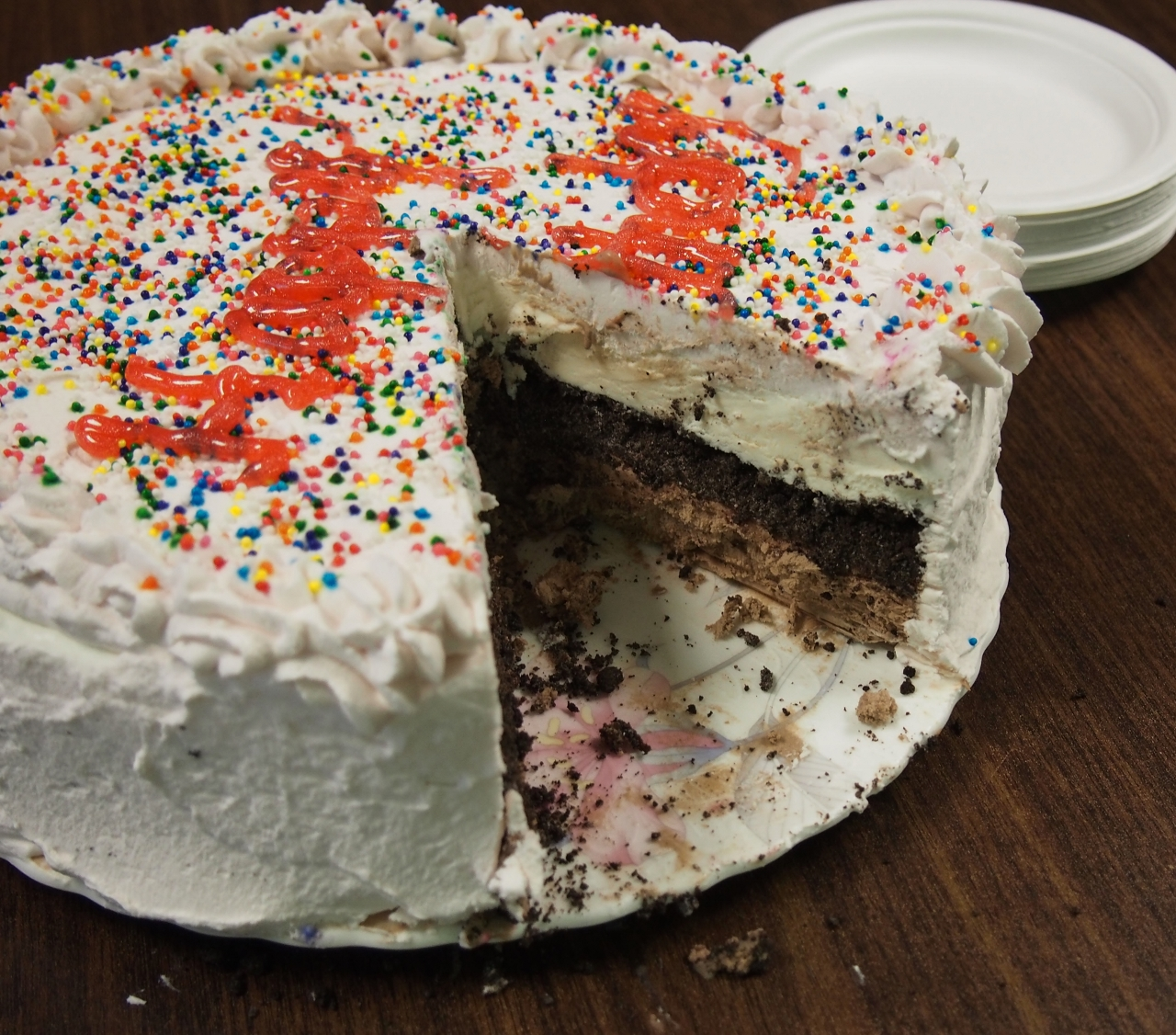 Does Ice Cream Cake Have Gluten In It